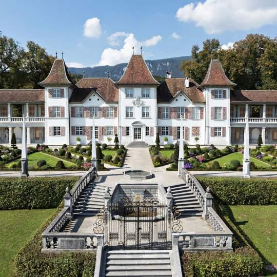 Vorschaubild zu Schloss Waldegg, Feldbrunnen-St. Niklaus