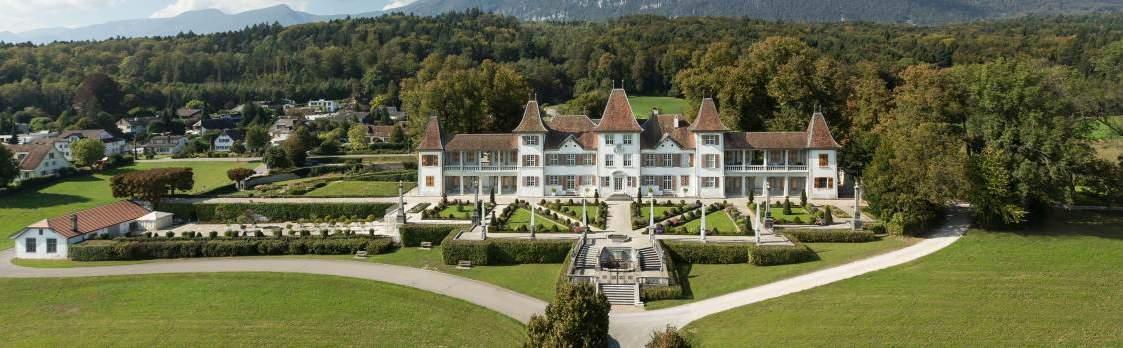 Schloss Waldegg, Feldbrunnen-St. Niklaus 1