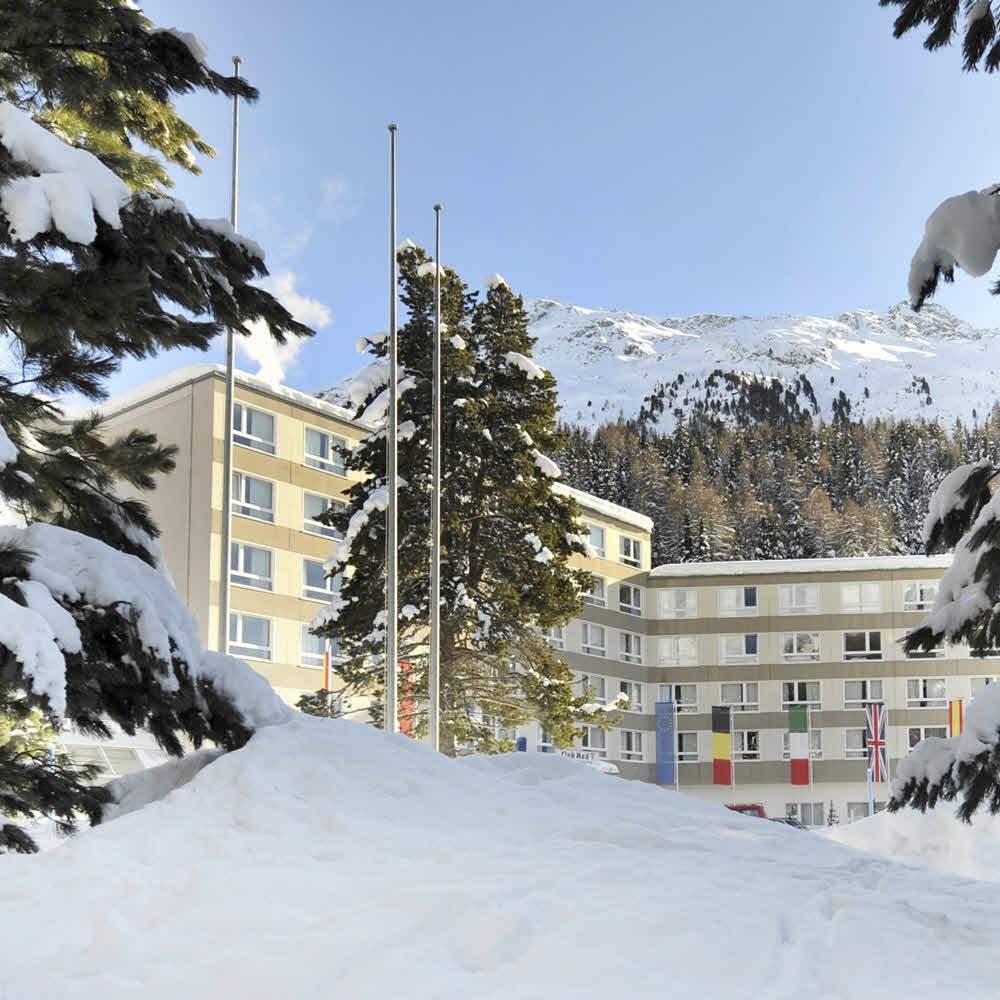 Club Med - Resort St. Moritz Roi Soleil