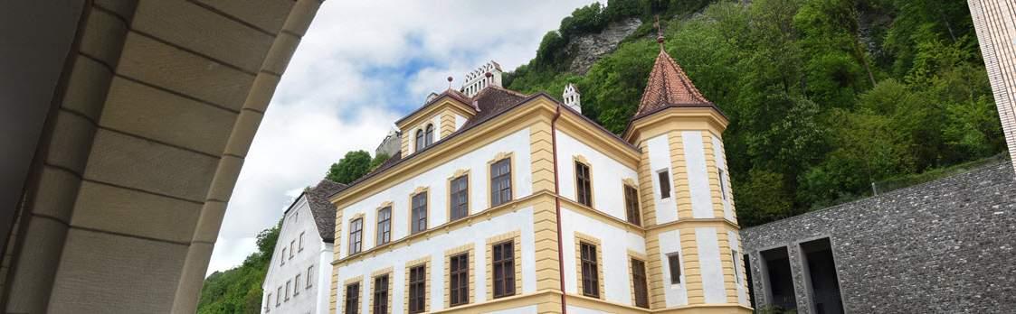 Liechtensteinisches Landesmuseum Vaduz 1