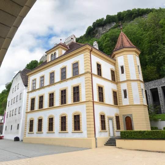Vorschaubild zu Liechtensteinisches Landesmuseum Vaduz