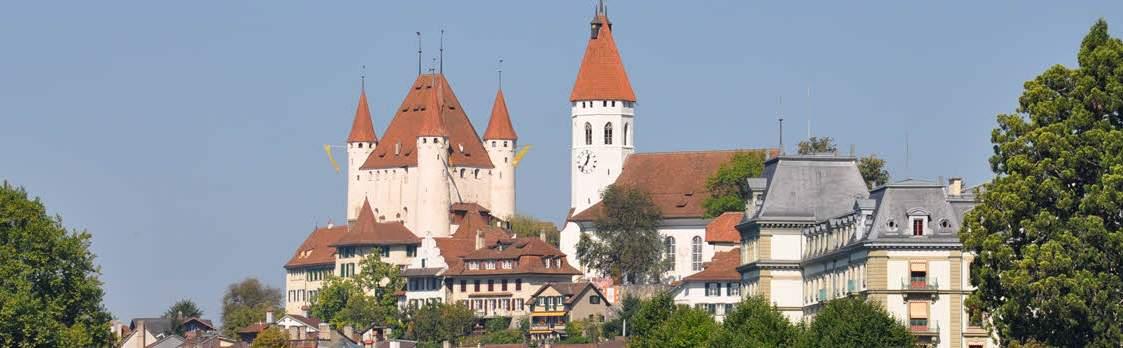 Schloss Thun - Das Museumsschloss 1