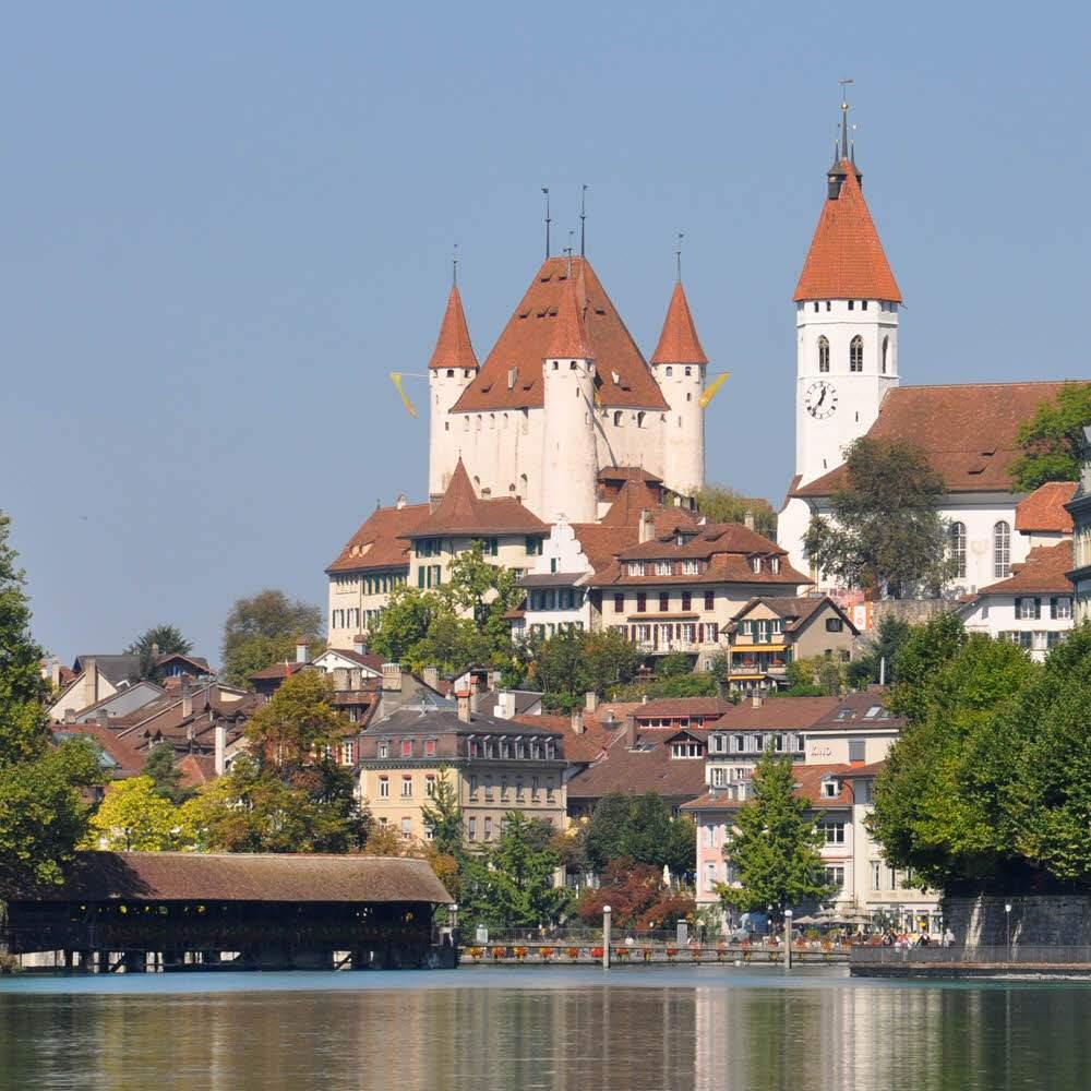Schloss Thun - Das Museumsschloss