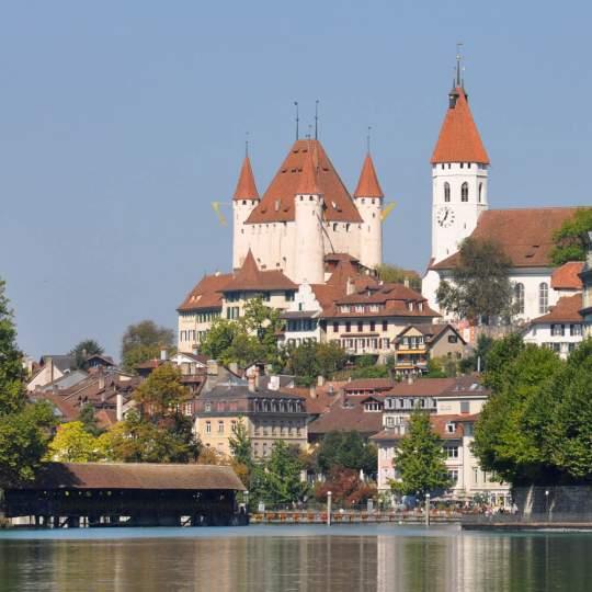 Schloss Thun - Das Museumsschloss 10