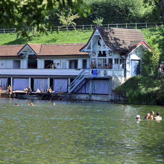 Familienbad Drei Weihern St. Gallen 10
