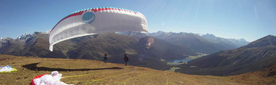 Davos Joyride Paragliding Gleitschirm Tandemflüge 1