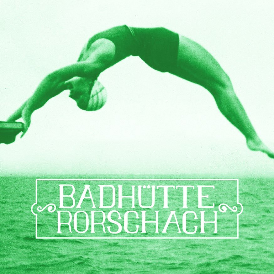 Logo zu Badhütte Rorschach - Seebadeanstalt