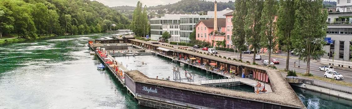 Rheinbad - RhybadiSchaffhausen 1