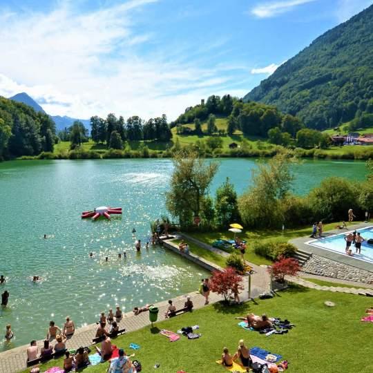Naturstrandbad Burgseeli – Goldswil bei Interlaken 10