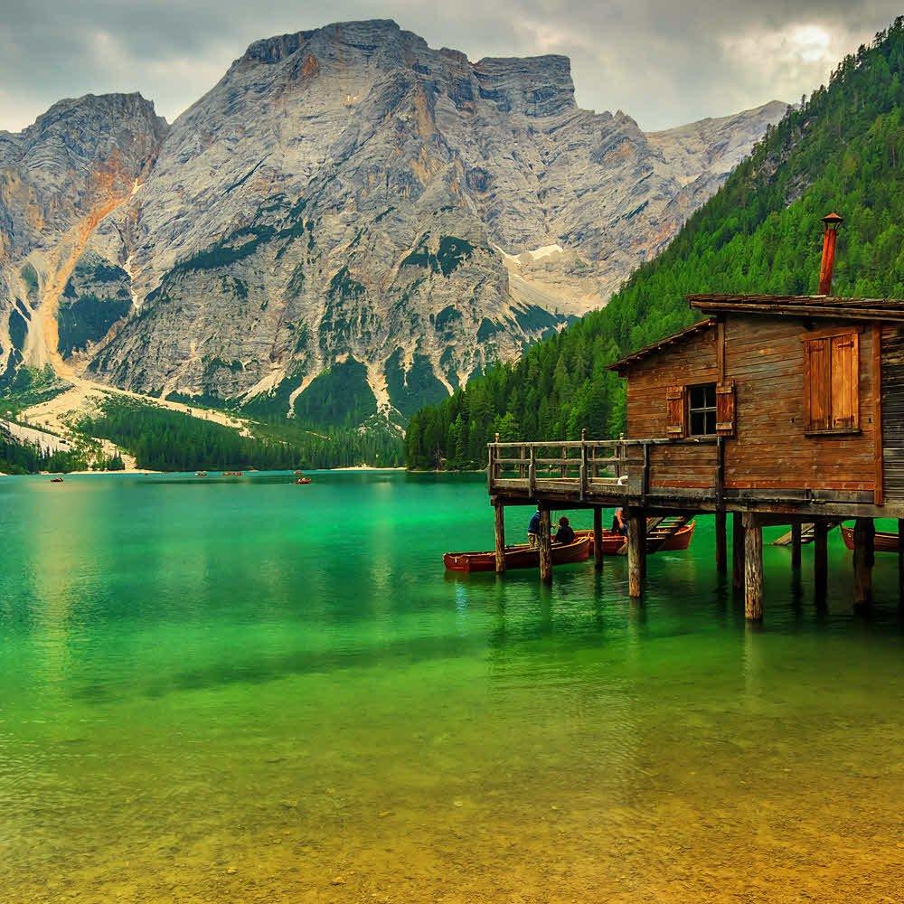 See- und Flussbäder
