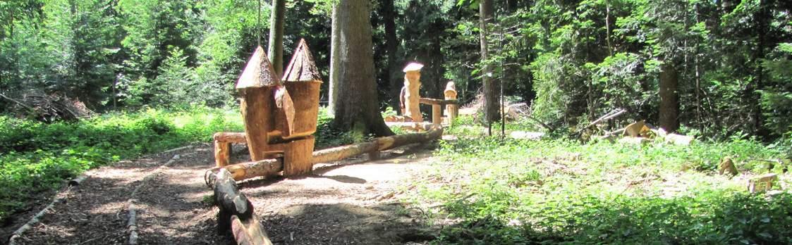 Skulpturenweg Reinach Leywald 1