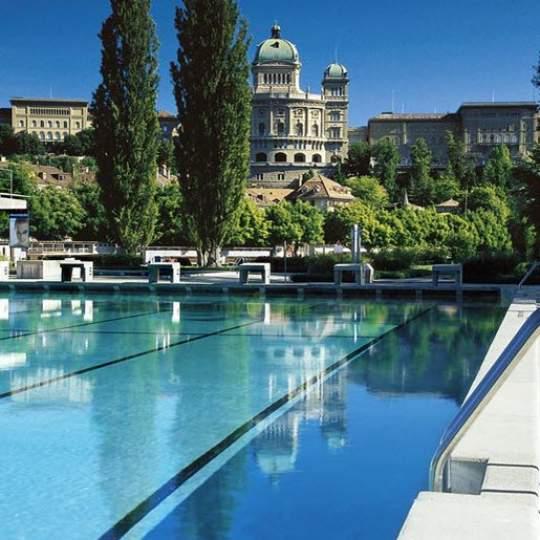 Freibad Marzili in Bern 10