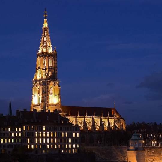 Berner Münster Weihnachtsmarkt 10