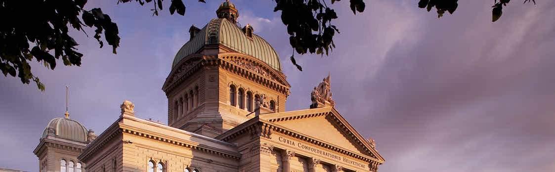 Bundeshaus Bern 1