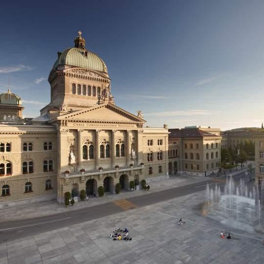 Vorschaubild zu Bundeshaus Bern