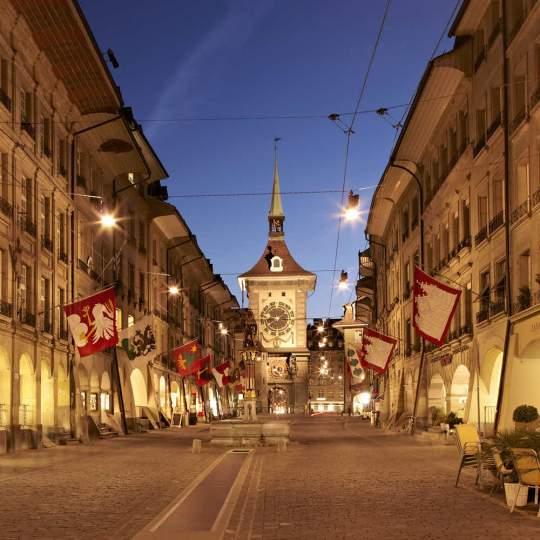 Vorschaubild zu Zeitglockenturm (Zytglogge) Bern