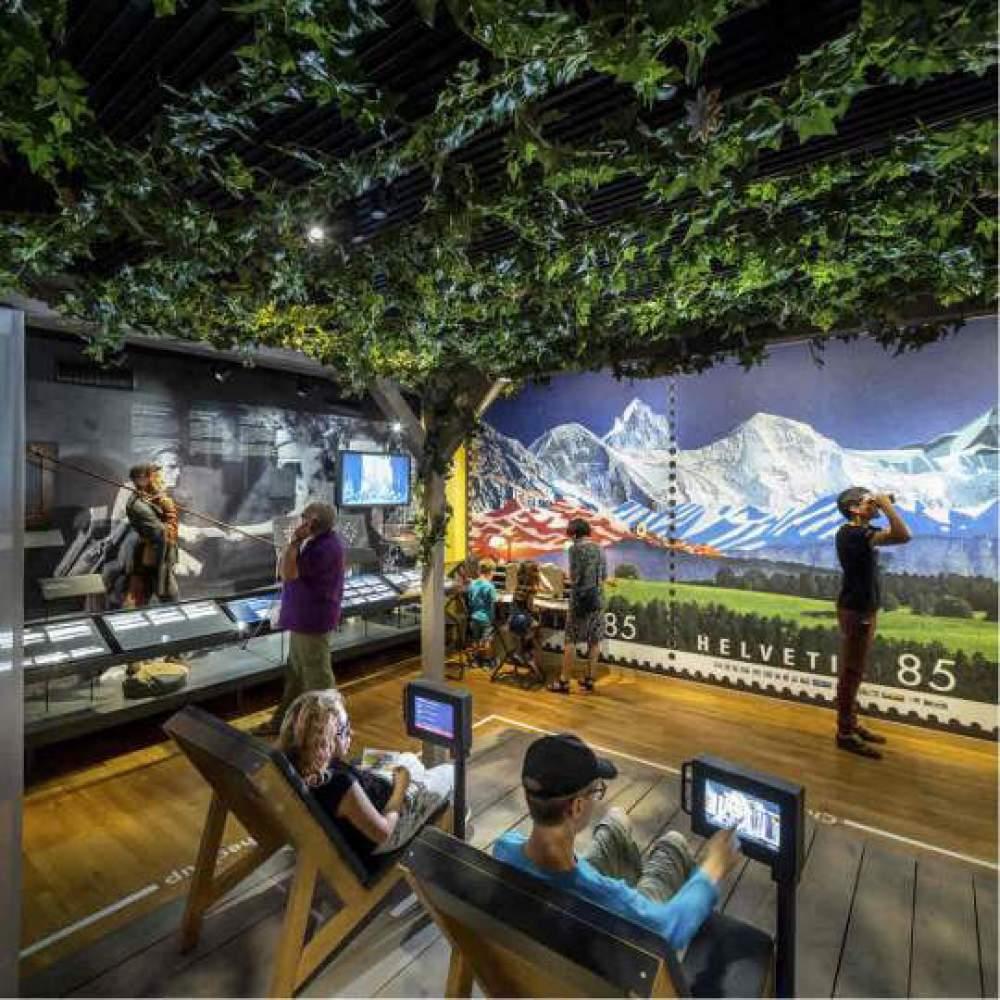 Museum für Kommunikation Bern - Ratatösks Kinderwelt