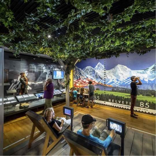 Vorschaubild zu Museum für Kommunikation Bern - Ratatösks Kinderwelt