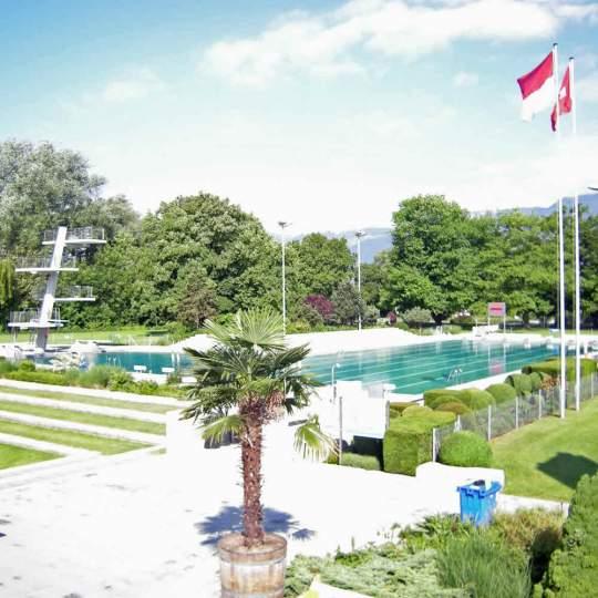 Vorschaubild zu Freibad Solothurn an der Aare
