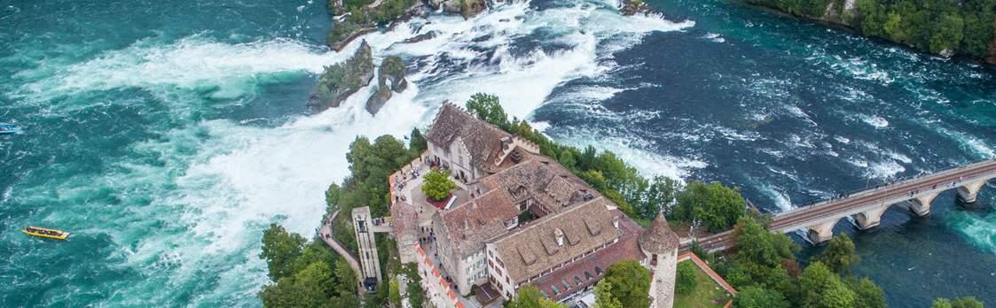 Schloss Laufen - Erlebnis am Rheinfall 1
