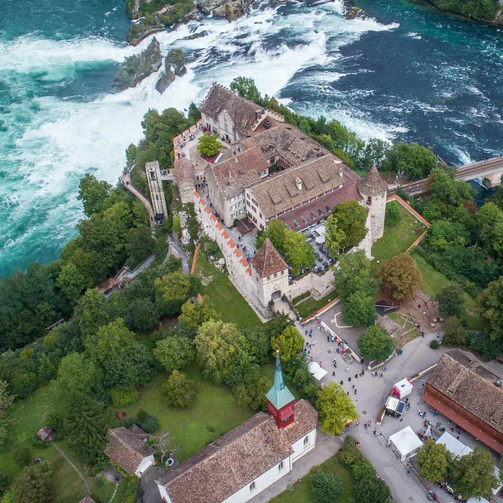 Schloss Laufen - Erlebnis am Rheinfall