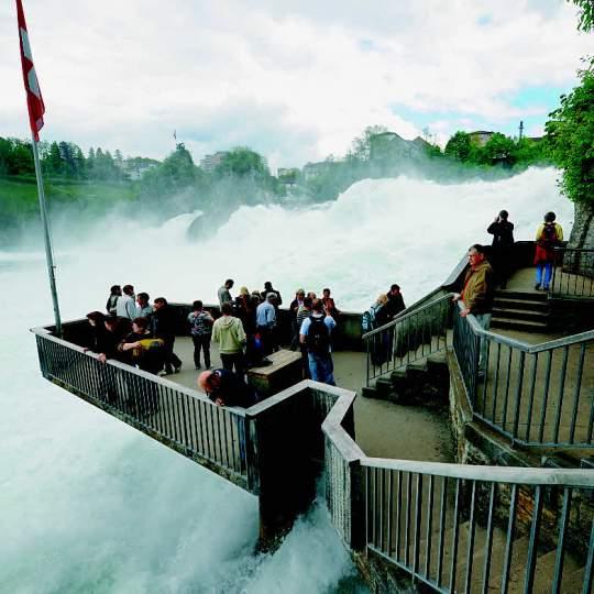 Schloss Laufen - Erlebnis am Rheinfall 10