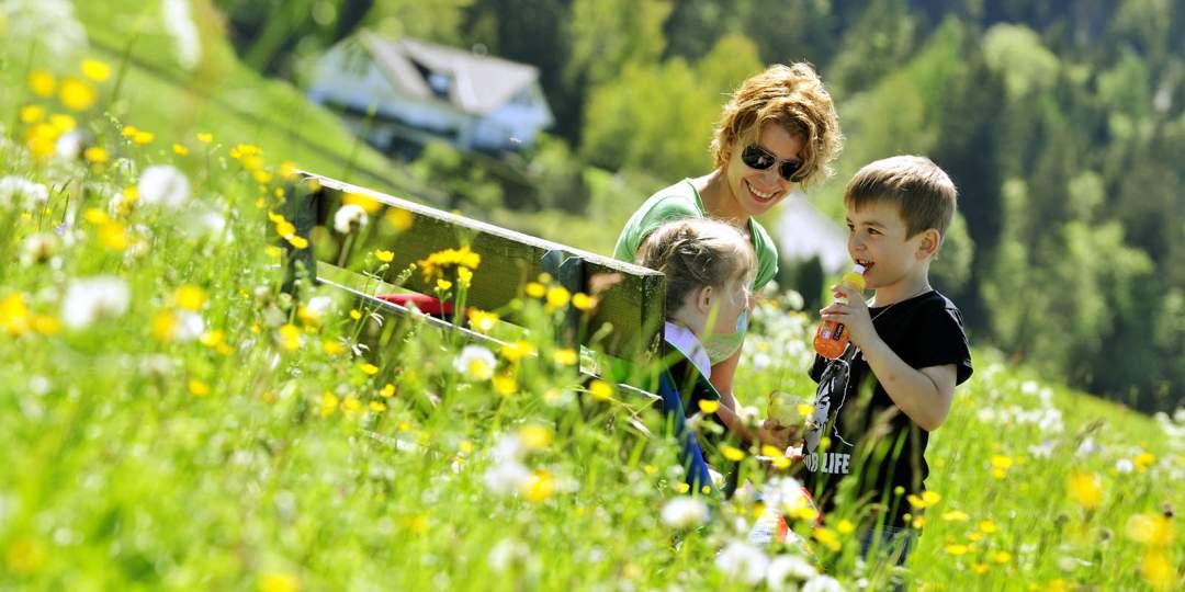 Familiensommer in Liechtenstein