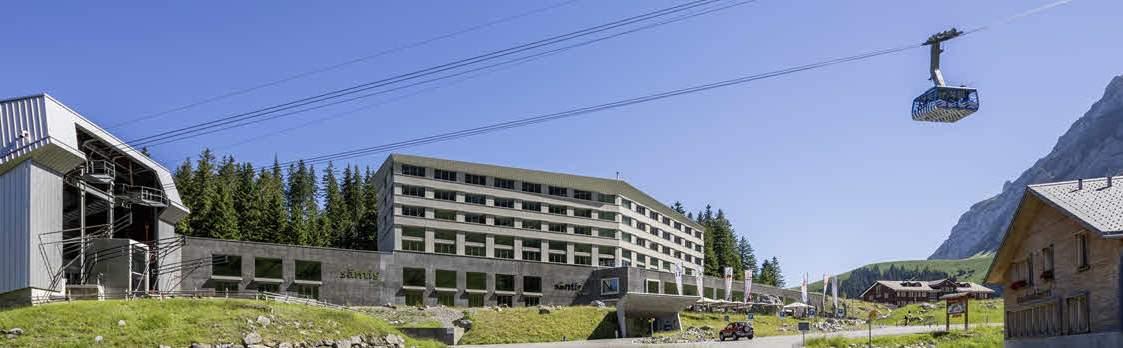 Säntis – das Hotel 1