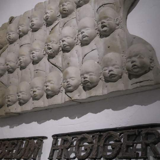 Museum H.R. Giger Gruyères 10