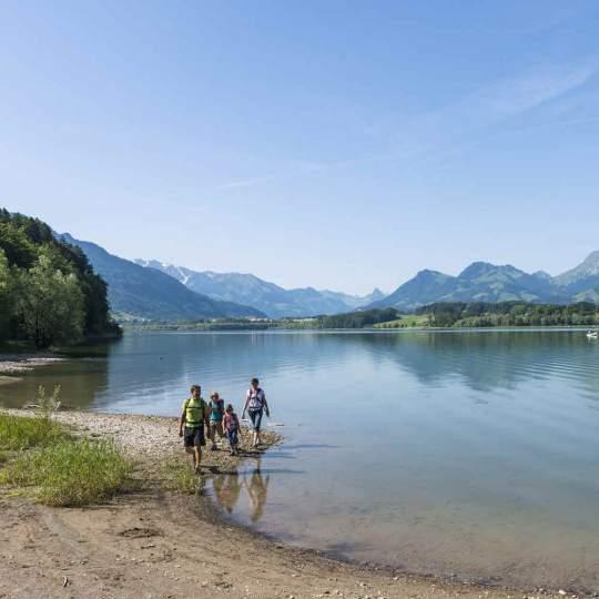 Vorschaubild zu Rundgang um den See