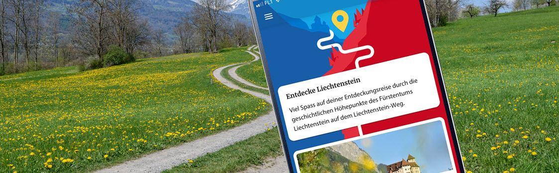Der Liechtenstein-Weg