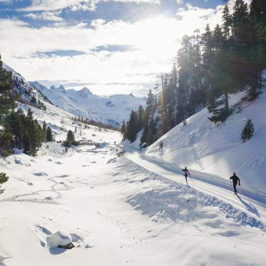 Engadin - Langlauf auf 230 Kilometern 10