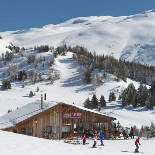 Natureisbahn Alp Raguta in Feldis Mutta 10