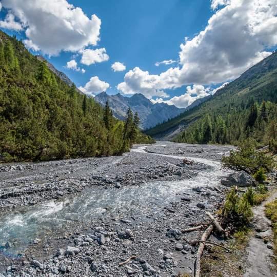 Schweizerischer Nationalpark mit Nationalparkzentrum Zernez 10