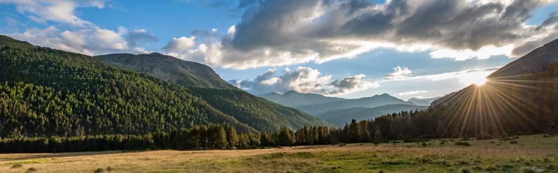 Schweizerischer Nationalpark mit Nationalparkzentrum Zernez 1