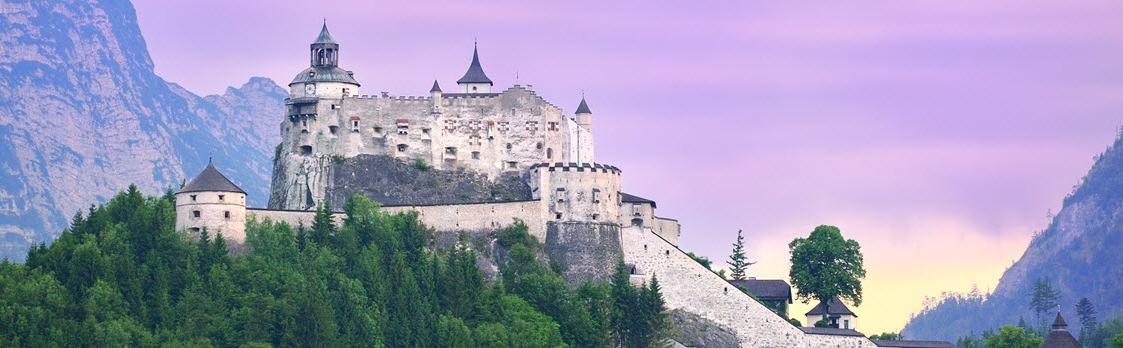 Burgen und Schlösser - mittelalterliche Abenteuer für die ganze Familie