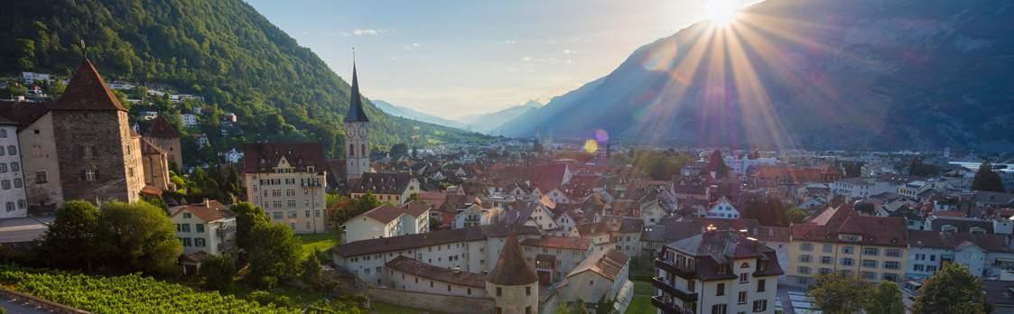 Chur die Alpenstadt - erleben und entdecken 1