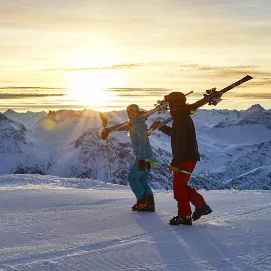 Vorschaubild zu Arosa Lenzerheide Winterwunderland