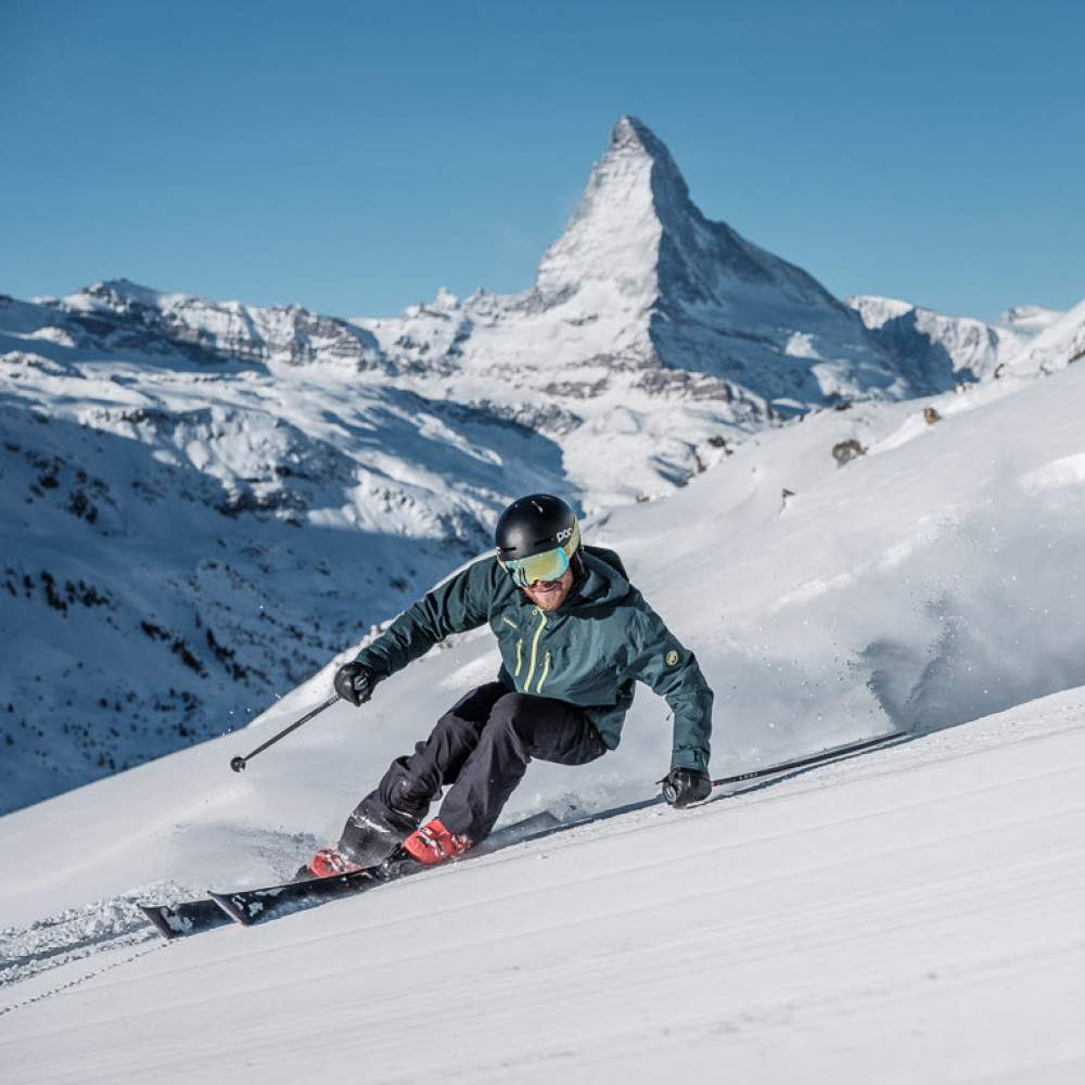 Zermatt – Matterhorn ski paradise