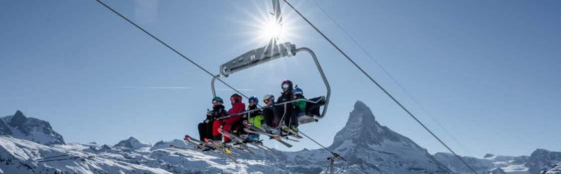 Zermatt - Matterhorn paradise 1
