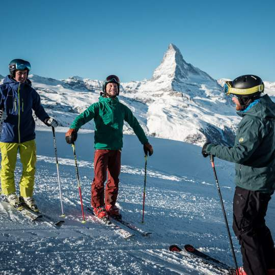 Vorschaubild zu Zermatt - Matterhorn paradise
