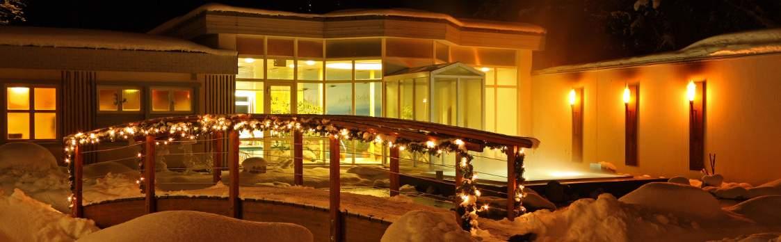Wellness im Hotel Belvedere Grindelwald - Entspannung pur 1