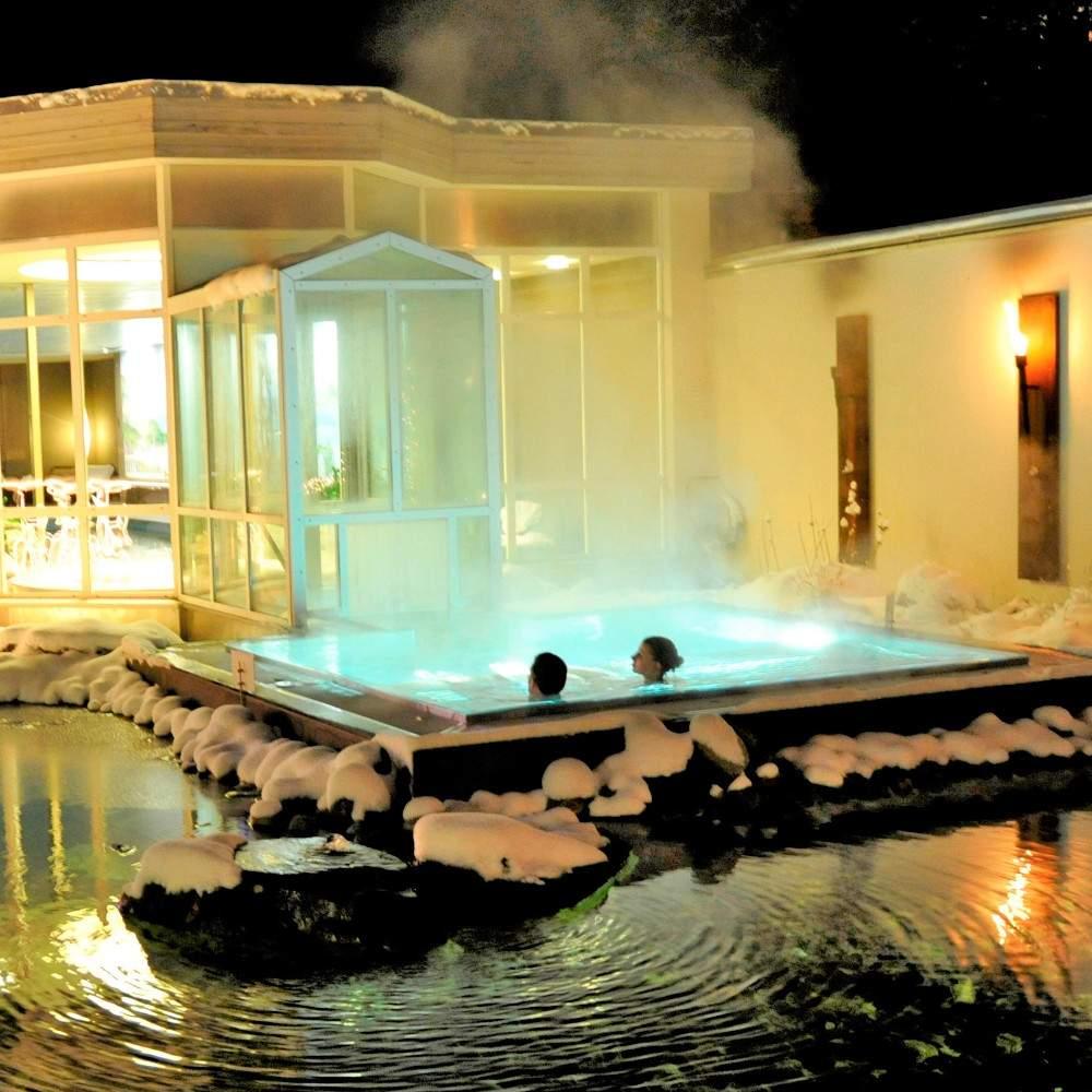 Vorschaubild zu Wellness im Hotel Belvedere Grindelwald - Entspannung pur