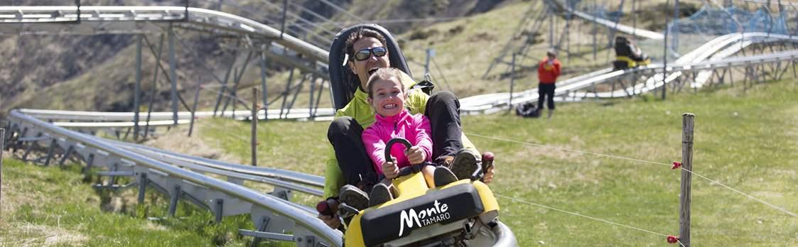 Monte Tamaro - ein Berg voller Spannung und Unterhaltung 1