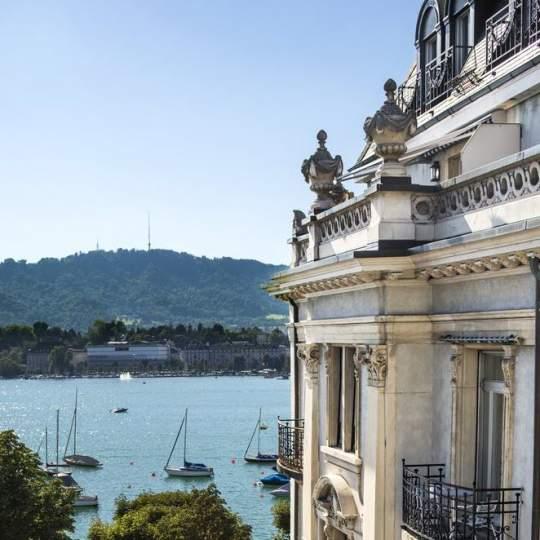 Vorschaubild zu La Réserve Eden au Lac Zurich