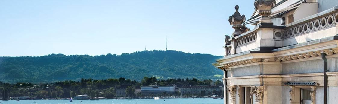 La Réserve Eden au Lac Zurich 1
