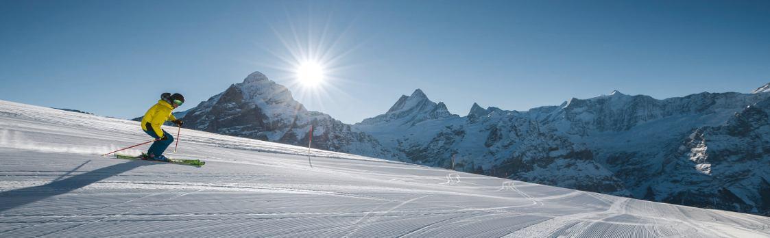 Hotel Belvedere in Grindelwald – Spezialangebot im Winter