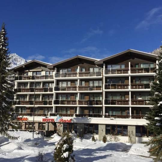 Vorschaubild zu Hotel Kristall-Saphir***Superior, Saas-Almagell