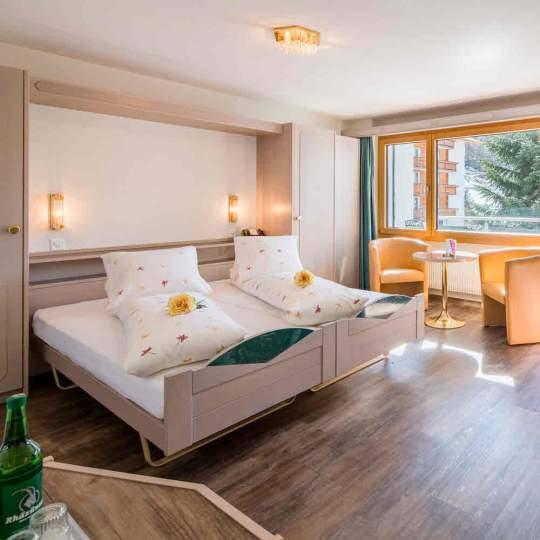 Hotel Kristall-Saphir***Superior, Saas-Almagell 10
