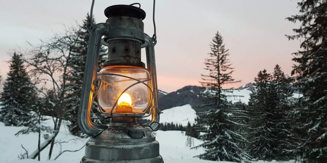 Wärmstens empfohlen! Winter auf Schwägalp und Säntis